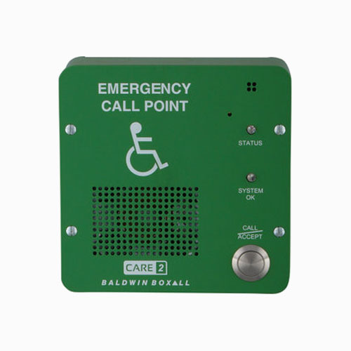 Refuge alarm systems - CamAlarms