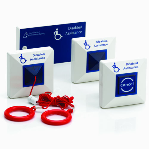 Assisted Toilet Alarms - CamAlarms