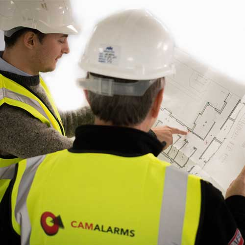Site surveys by CamAlarms