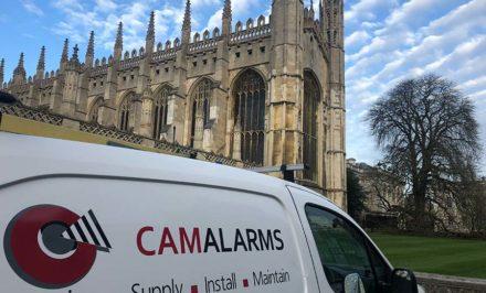 CamAlarms Service and Maintenance Cambridge