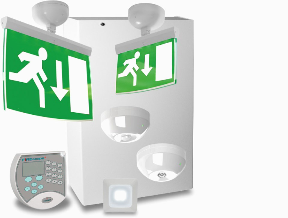 Emergency lighting systems - CamAlarms
