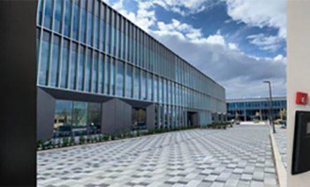 Building 25 Cambridge Science Park