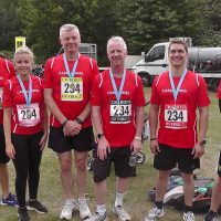 CamAlarms success in Chariots of Fire Race